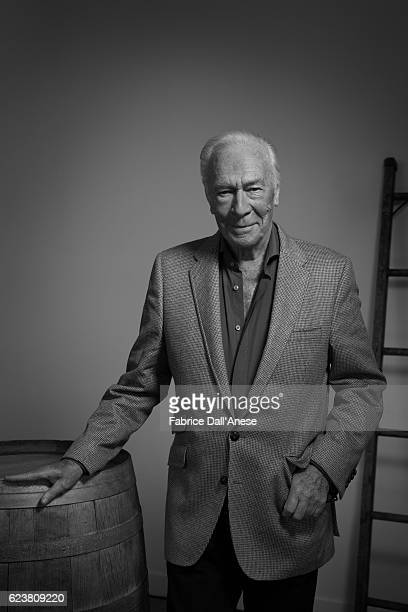 Actor Christopher Plummer is photographed for MovieMaker Magazine on September 10 2016 in Toronto Canada