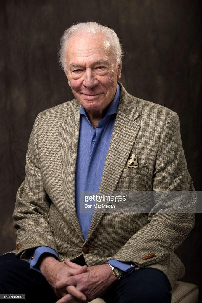 Christopher Plummer, USA Today, December 26, 2017