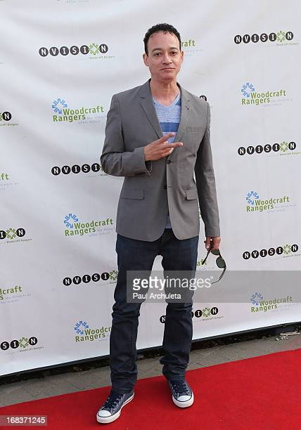 Actor Christopher Reid attends the Woodcraft Rangers 90th anniversary celebration at LA Plaza de Cultura y Artes on May 8 2013 in Los Angeles...