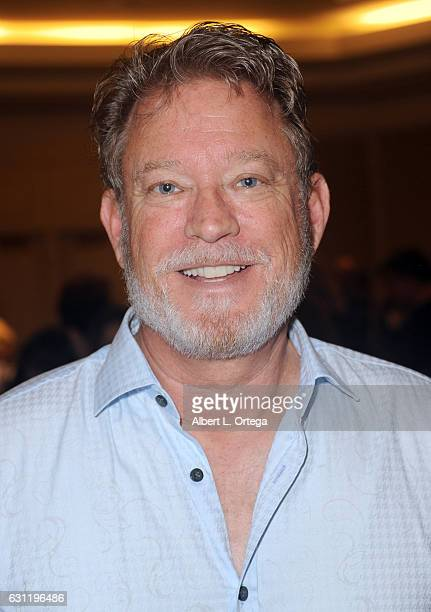 Actor Christopher Rich attends The Hollywood Show held at The Westin Los Angeles Airport on January 7 2017 in Los Angeles California