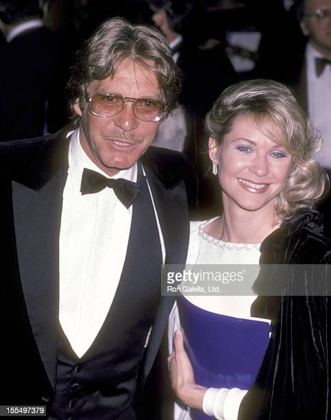 Actor Christopher Stone and actress Dee Wallace attend the 13th Annual American Film Institute Lifetime Achievement Award Salute to Gene Kelly on...