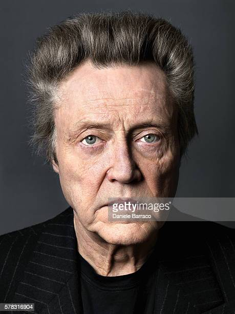 Actor Christopher Walken is photographed for Self Assignment in 2011