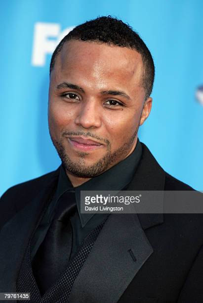 Actor Christopher Warren arrives at the 39th NAACP Image Awards held at the Shrine Auditorium on February 14 2008 in Los Angeles California