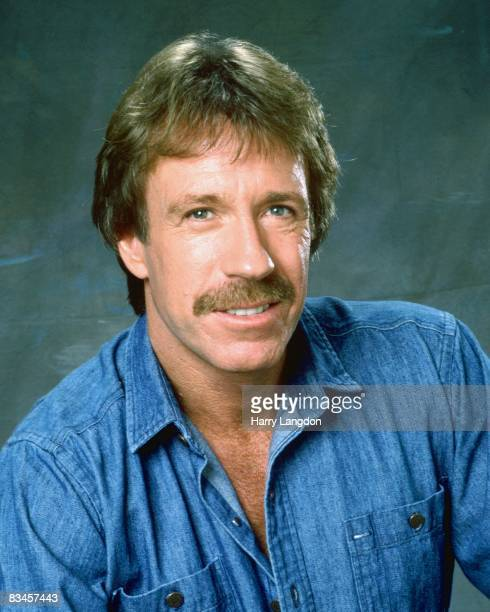 Actor Chuck Norris poses for a portrait Session in January, 2003 in Los Angeles, California.