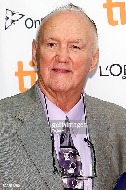 Actor Chuck Wepner attends 'The Bleeder' premiere during the 2016 Toronto International Film Festival at Princess of Wales Theatre on September 10,...