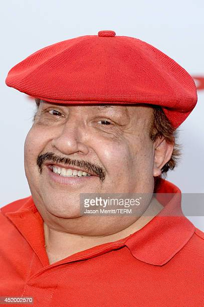 "Actor Chuy Bravo attends premiere of Columbia Pictures' ""Sex Tape"" at Regency Village Theatre on July 10, 2014 in Westwood, California."