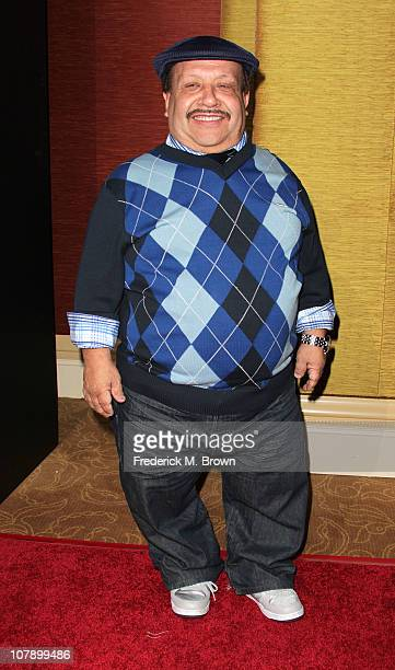 Actor Chuy Bravo attends the Comcast Entertainment Group Television Critics Association Cocktail Reception at The Langham Hotel on January 5, 2011 in...