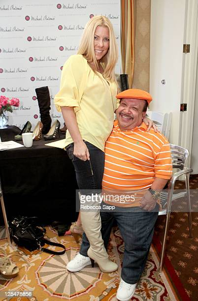 Actor Chuy Bravo attends the HBO Luxury Lounge in honor of the 63rd Primetime Emmy Awards held at The Four Seasons Hotel on September 17 2011 in...