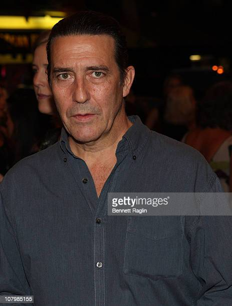 Actor Ciaran Hinds at Mauritius Broadway Opening Night Biltmore Theatre October 4 2007 in New York City