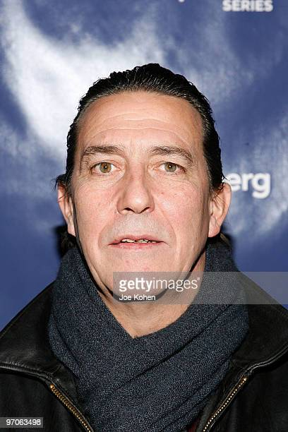Actor Ciaran Hinds attends The Eclipse New York premiere at Tribeca Cinemas on February 25 2010 in New York City