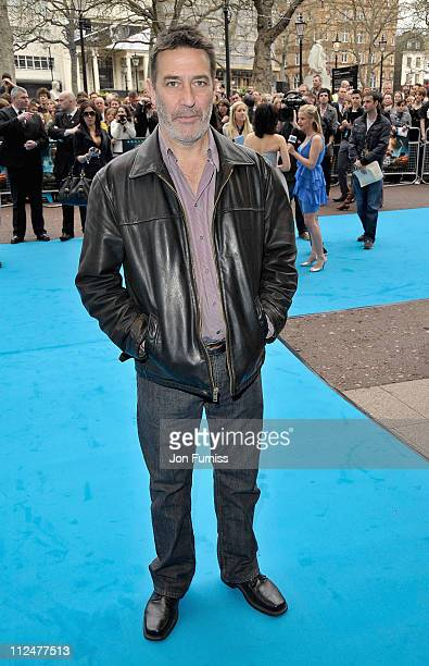 Actor Ciaran Hinds attends the Race To Witch Mountain film premiere at the Odeon West End on April 5 2009 in London England