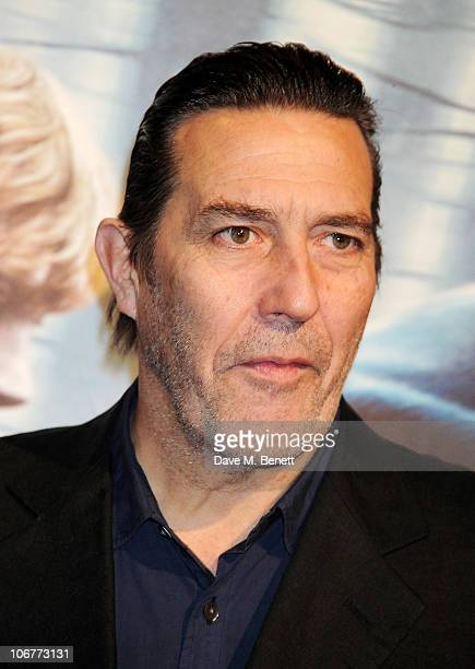Actor Ciaran Hinds attends the World Premiere of Harry Potter And The Deathly Hallows Part 1 at Odeon Leicester Square on November 11 2010 in London...