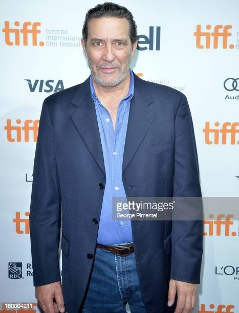 Actor Ciarán Hinds attends 'The Sea' premiere during the 2013 Toronto International Film Festival at TIFF Bell Lightbox on September 7 2013 in...