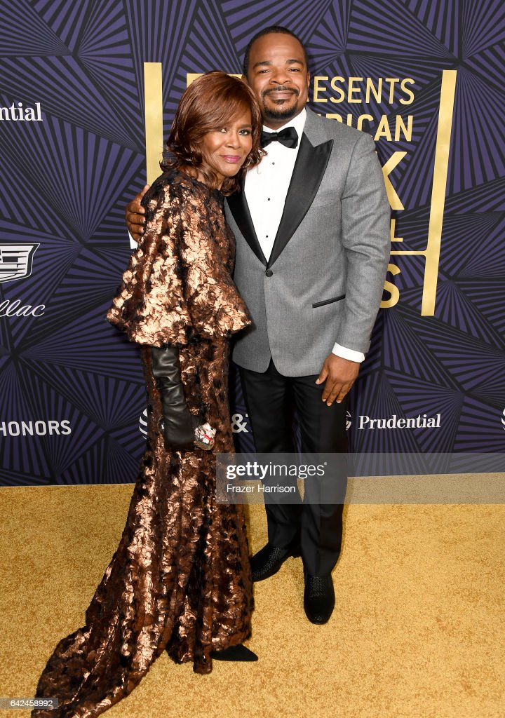 Actor Cicely Tyson (L) and honoree F. Gary Gray attend BET Presents the American Black Film Festival Honors on February 17, 2017 in Beverly Hills, California.