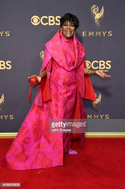 Actor Cicely Tyson attends the 69th Annual Primetime Emmy Awards at Microsoft Theater on September 17, 2017 in Los Angeles, California.