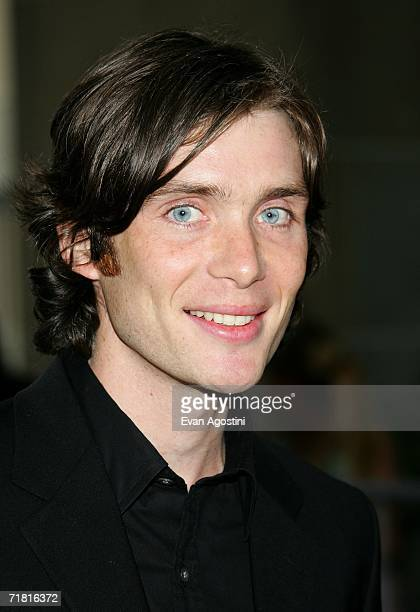 Actor Cillian Murphy arrives at the Toronto International Film Festival premiere screening of The Wind That Shakes The Barley held at Ryerson Theatre...