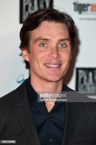 Actor Cillian Murphy attends the Birmingham Premiere of Peaky Blinders at cineworld on October 30, 2017 in Birmingham, England.