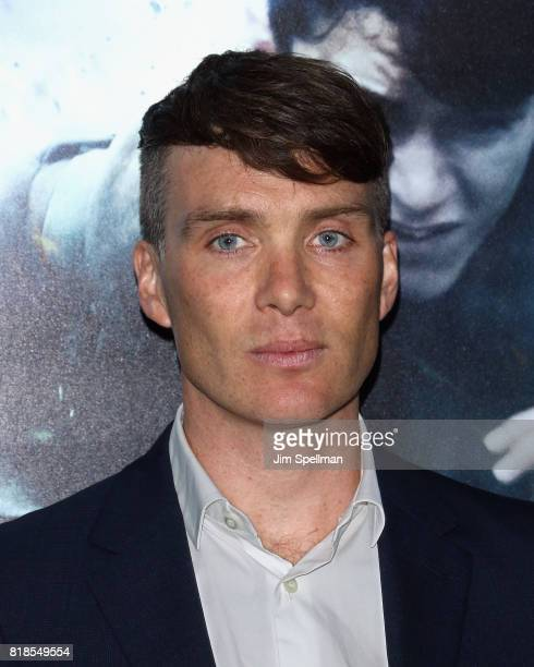 "Actor Cillian Murphy attends the ""DUNKIRK"" New York premiere at AMC Lincoln Square IMAX on July 18, 2017 in New York City."