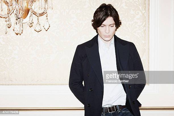 Actor Cillian Murphy is photographed for Self Assignment on February 12, 2014 in Berlin, Germany.