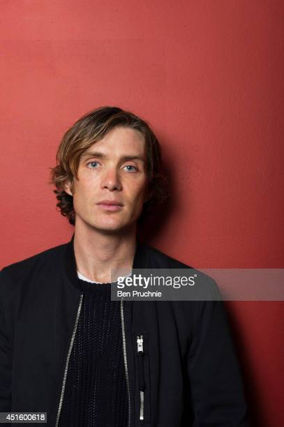 Actor Cillian Murphy is photographed on June 25 2013 in London England