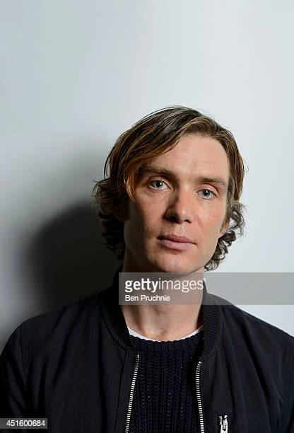 Actor Cillian Murphy is photographed on June 25, 2013 in London, England.