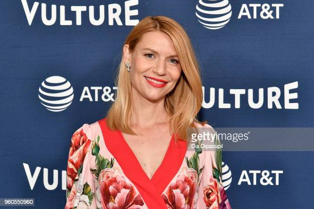 Actor Claire Danes attends Day Two of the Vulture Festival Presented By ATT at Milk Studios on May 20 2018 in New York City