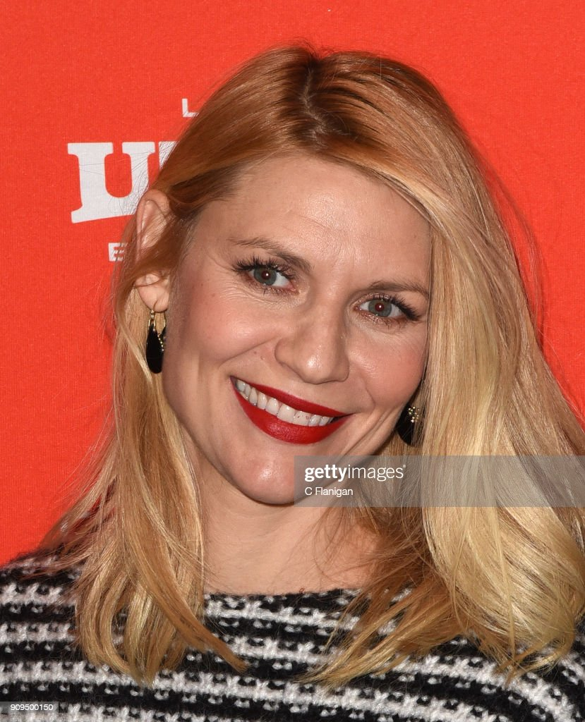 Actor Claire Danes attends the 'A Kid Like Jake' Premiere during the 2018 Sundance Film Festival at Eccles Center Theatre on January 23, 2018 in Park City, Utah.