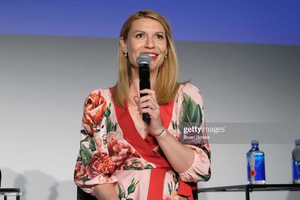 Actor Claire Danes speaks onstage during 'Claire Danes and Jim Parsons's A Kid Like Jake' on Day Two of the Vulture Festival Presented By AT&T at Milk Studios on May 20, 2018 in New York City.
