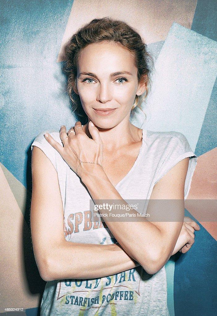 Claire Keim, Paris Match Issue 3400, July 23, 2014