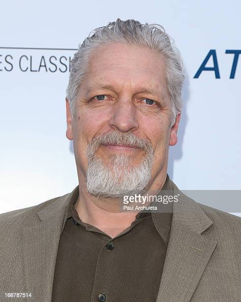 Actor Clancy Brown attends the Los Angeles premiere of 'At Any Price'' at the Egyptian Theatre on April 16 2013 in Hollywood California
