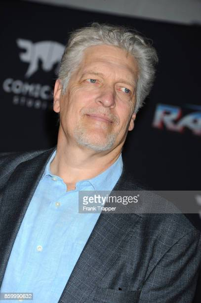 Actor Clancy Brown attends the premiere of Disney and Marvel's 'Thor Ragnarok' on October 10 2017 at the El Capitan Theater in Hollywood California