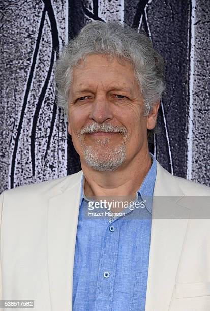 Actor Clancy Brown attends the premiere of Universal Pictures' 'Warcraft at TCL Chinese Theatre IMAX on June 6 2016 at TCL Chinese Theatre IMAX on...