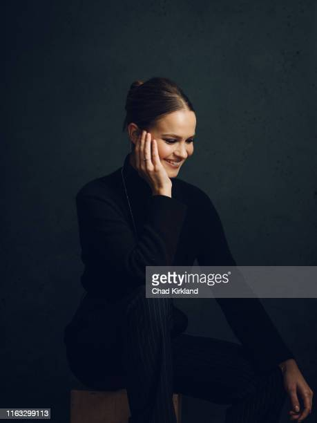 Actor Clara RugaardLarsen is photographed for Deadline on January 26 2019 in Park City United States