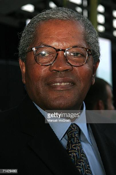 Actor Clarence William III attends the Hallmark Channel 2006 summer TCA party at the Ritz Carlton on July 12 2006 in PasadenaCalifornia