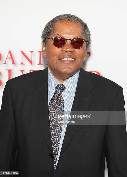 Actor Clarence Williams III attends LEE DANIELS' THE BUTLER Los Angeles premiere hosted by TWC Budweiser and FIJI Water Purity Vodka and Stack Wines...
