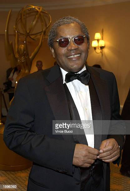 Actor Clarence Williams III attends The Academy of Television Arts and Sciences' 15th Annual Hall of Fame ceremony at the Beverly Hills Hotel on...
