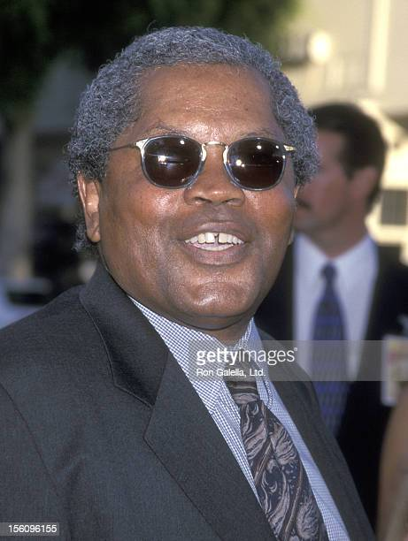 Actor Clarence Williams III attends the 'Legally Blonde' Westwood Premiere on June 26 2001 at Mann Village Theatre in Westwood California