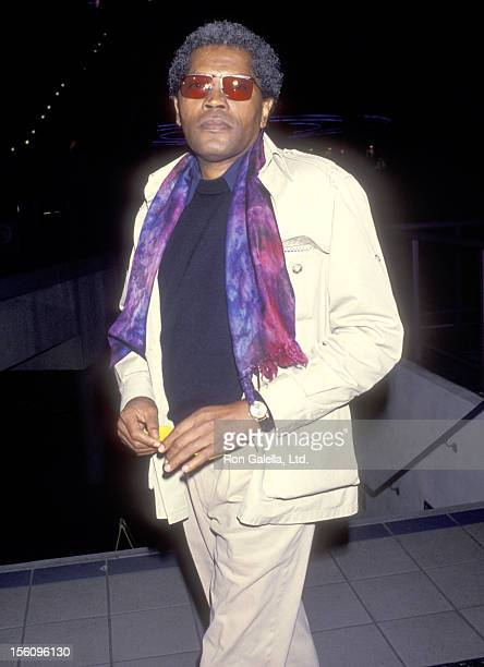 Actor Clarence Williams III attends the Screening of HBO's Original Movie 'Attack of the 50 Ft Woman' on December 1 1993 at Hollywood Galaxy Theatre...