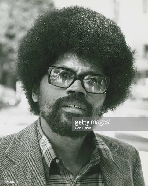 Actor Clarence Williams III being photographed on March 21 1979 on Rodeo Drive in Beverly Hills California