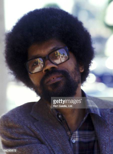 Actor Clarence Williams III on March 31 1979 walking down Rodeo Drive in Beverly Hills California