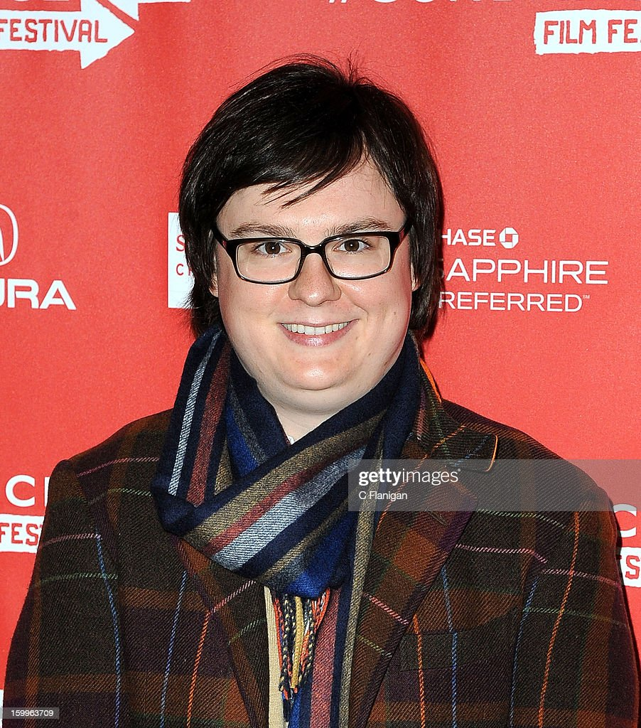 Actor Clark Duke attends the 'A.C.O.D.' Premiere during the 2013 Sundance Film Festival at Eccles Center Theatre on January 23, 2013 in Park City, Utah.