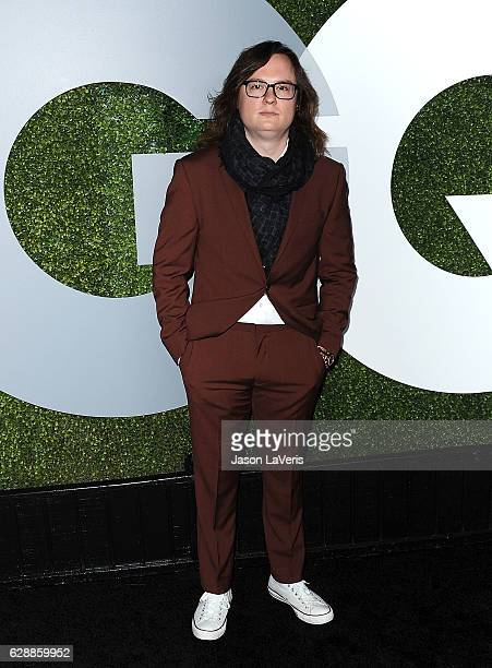 Actor Clark Duke attends the GQ Men of the Year party at Chateau Marmont on December 8 2016 in Los Angeles California