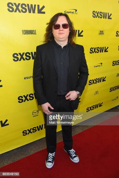 Actor Clark Duke attends the I'm Dying Up Here premiere 2017 SXSW Conference and Festivals on March 15 2017 in Austin Texas