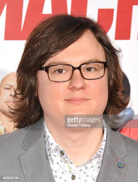 Actor Clark Duke attends the premiere of Paramount Pictures' Hot Tub Time Machine 2 at Regency Village Theatre on February 18 2015 in Westwood...