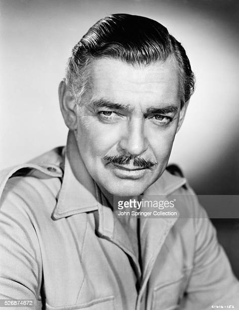 Actor Clark Gable