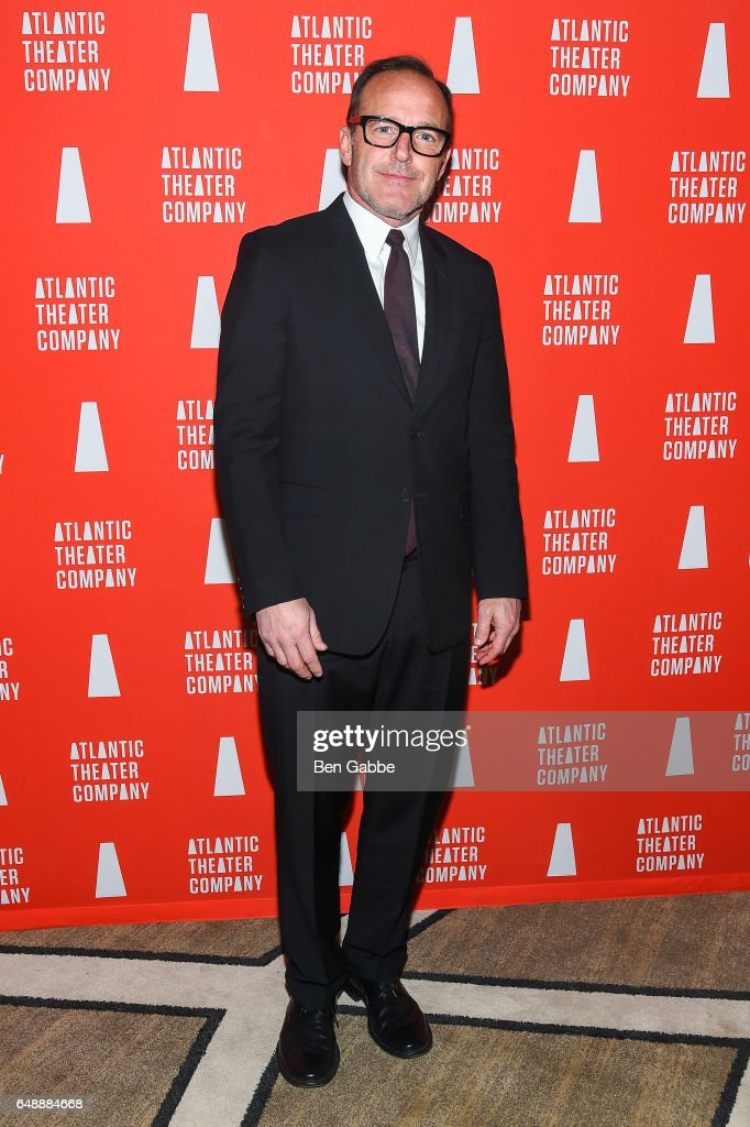 Actor Clark Gregg attends the Atlantic Theater Company Directors' Choice gala at The Pierre Hotel on March 6, 2017 in New York City.