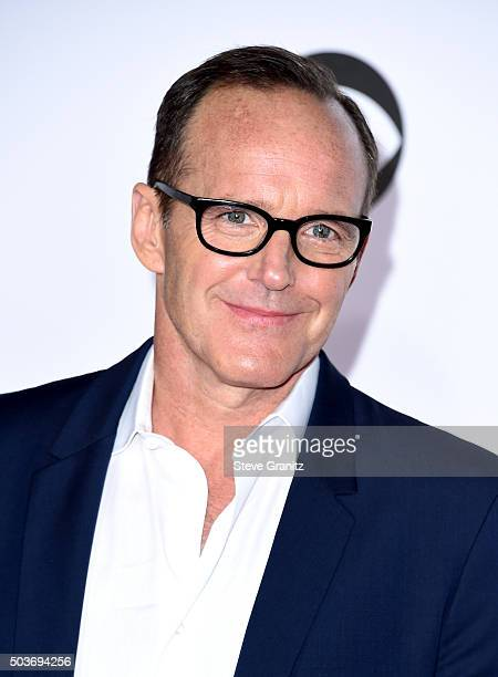 Actor Clark Gregg attends the People's Choice Awards 2016 at Microsoft Theater on January 6 2016 in Los Angeles California