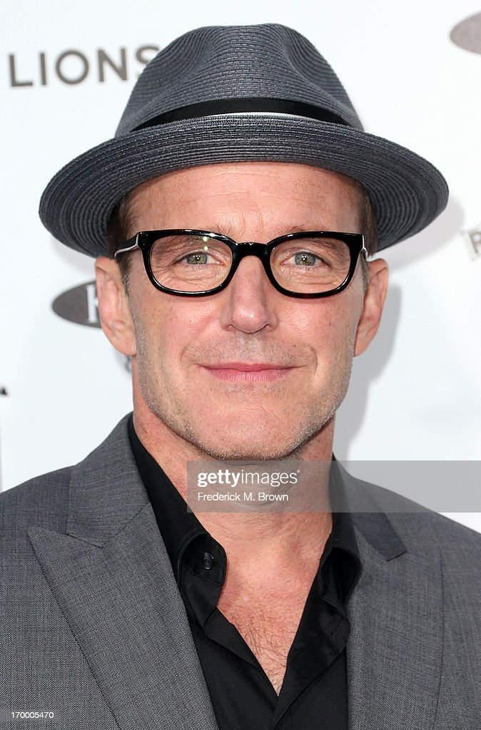 Actor Clark Gregg attends the screening of Lionsgate and Roadside Attractions' 'Much Ado About Nothing' at Oscar's Outdoors Hollywood theater on June 5, 2013 in Hollywood, California.