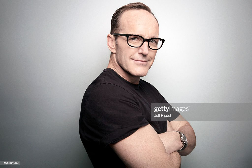 Clark Gregg, TV Guide Magazine, January 14, 2015