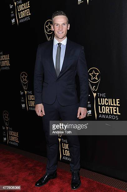 Actor Claybourne Elder attends the 30th Annual Lucille Lortel Awards at NYU Skirball Center on May 10 2015 in New York City